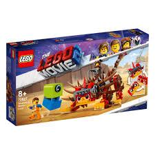 <b>The LEGO Movie</b> 2 Ultrakatty & Warrior Lucy - <b>70827</b>   <b>The</b> Entertainer