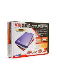 Внешний <b>корпус</b> для жесткого диска AGESTAR 8239114 в ...