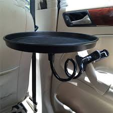 Auto Car Swivel Mount Holder Travel Drink Cup Coffee Table Stand ...