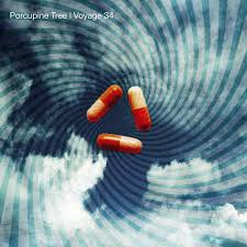 "<b>PORCUPINE TREE</b> - ""<b>Voyage</b> 34"" 2xLP - Pelagic Records"