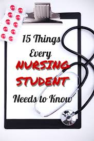 best ideas about nursing programs nursing career 15 things every nursing student needs to know