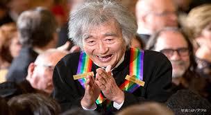 「1959年 - 指揮者の小澤征爾がブザンソン国際指揮者コンクールで優勝。」の画像検索結果