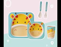 <b>Посуда</b> для детей - Бамбуковая <b>посуда</b> для детей