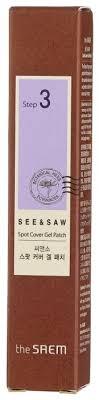 Купить The Saem <b>Гель</b>-<b>патч</b> противовоспалительный See Saw ...