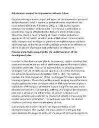 sample career plan essay personal and professional development plan sample essay