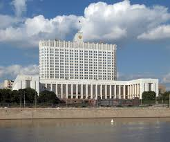 Casa Blanca de Moscú