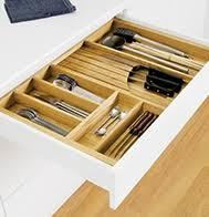 kitchen drawer dividers blum wooden