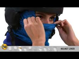 Теплая <b>бандана Buff</b>® <b>Polar</b> Headwear. Как носить? - YouTube