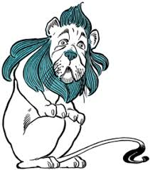 Image result for the cowardly lion