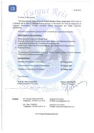 nd international symposium of turgut reis and turkish maritime please click for symposium announcement letter