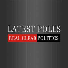 「realclearpolitics poll」の画像検索結果