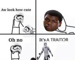 I am the one!! who WRECKS!!! — More TRAITOR memes via Relatably.com