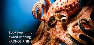 Review Kronos Rising Kraken Volume 1 Geek Ireland Kronos Rising Kraken book cover