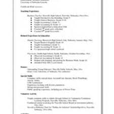 teacher summer resume s teacher lewesmr sample resume experienced teacher resume format