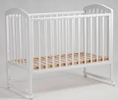 Детская кроватка <b>Malika</b> SONA-1 (качалка)