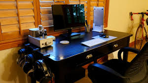 snazzys semi budget friendly home office tour youtube budget friendly home offices