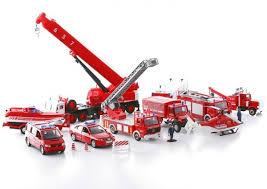 <b>Welly 99610</b>-20B Велли <b>Игрушка</b> набор машин Пожарная служба ...