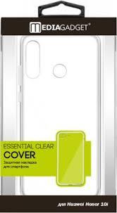 <b>Клип</b>-<b>кейс MediaGadget Honor 10i</b> силикон прозрачный - цена на ...