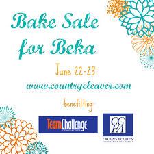 bake for beka country cleaver bake for beka 2013