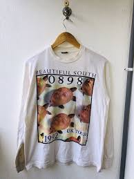 "Vintage Original 90's The <b>Beautiful South</b> "" <b>0898</b> Beautiful South ..."