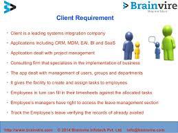Case study project management  Project Management Case Study