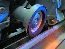 Image result for speno rail grinder wheels