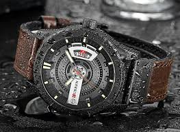 CURREN <b>Men</b> Military <b>Sports Watches Men's</b> Quartz Date Clock ...