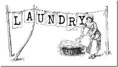 Image result for free clipart of laundry list