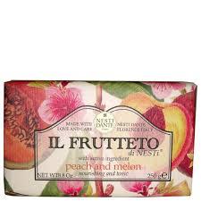 Натуральное <b>мыло</b> «Персик и дыня» Nesti Dante <b>Il Frutteto Peach</b> ...