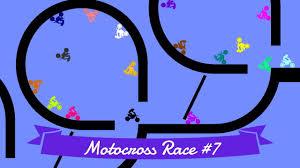 Motocross Race #7: Elimination - <b>32 colors</b> | Bouncy Marble - YouTube