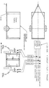 horse trailer electrical wiring diagrams lookpdf com result trailer wiring diagram 4 wire circuit