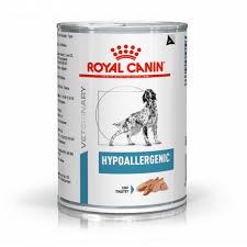 <b>Royal Canin Hypoallergenic консервы</b> для собак при пищевой ...