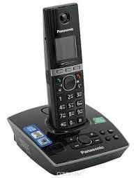 радиотелефон panasonic kx tg8061ruw