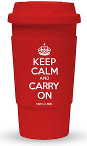 Funny Guy Mugs Keep Calm And Carry On Travel ... - Amazon.com