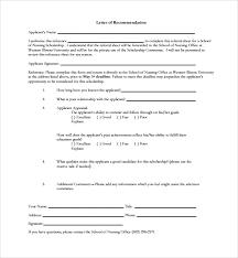 sample nurse reference letter  documents in pdf  doc nursing school reference letter