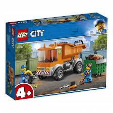 <b>Конструктор LEGO</b> City Great Vehicles <b>60220 Мусоровоз</b> - купить ...
