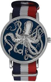 QUICKMUGS2U Vintage Octopus Watch Men's ... - Amazon.com