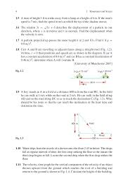 solved problems in classical physics an exercise  19 1 2 problems