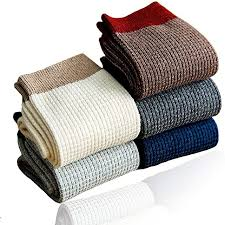 <b>100</b>% <b>Cotton</b> Crew Socks for <b>Men</b>,<b>Mens Cotton Knitted</b> Plain Socks ...