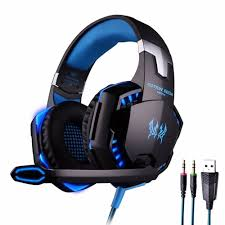 <b>Kotion Each G2000</b> Stereo Gaming Headphone Headset Deep Bass ...