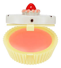 <b>Бальзам для губ Dessert</b> Time Lip Balm Peach Cupcake 6г Holika ...