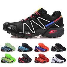 Brand <b>Hot</b> Sell Solomons Speedcross 3 <b>CS</b> Trail Running Shoes ...