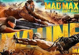 Resultado de imagen para mad max fury road poster