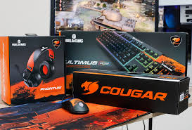 Набор для World of Tanks: <b>клавиатура COUGAR ULTIMUS</b> RGB и ...