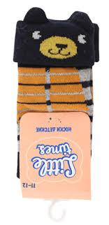 <b>Носки детские для</b> мальчиков LITTLE TIMES Elan (warm) цветные ...