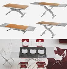coffee table form ozzio