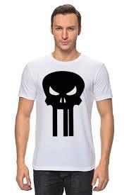 """Футболка классическая """"<b>Каратель</b> (<b>The Punisher</b>)"""" #2111769 от ..."""