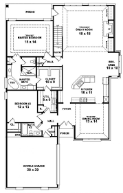 One and a half story bedroom  bath french traditional    House Plan Details Need Help  Call us      PLAN