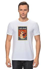 <b>Футболка классическая Printio</b> Собака: <b>GREAT</b> DANE #1411148