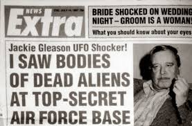 「On June 24, 1997, the U.S. Air Force releases a report dismissing long-standing theories that an alien spacecraft crashed in Roswell, New Mexico」の画像検索結果